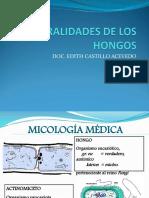 Micologia Medica