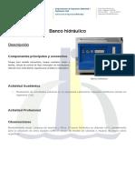 Ficha de Laboratorio de Hidraulica