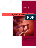 LIQUIDO AMNIOTICO (INFORME)