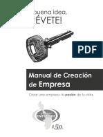 Manual de Creacion de Empresas