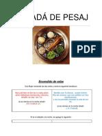 HAGADÁ DE PESAJ