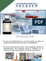 Vias Medicamentosas Dra. Irina. Reyes