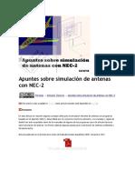 4nec2 Hacer Programa