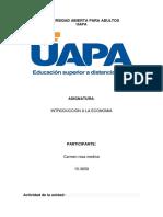 Reporte 5y6 Introduccion Ala Economia