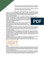 Un Arreglo Es Un Conjunto de Datos o Una Estructura de Datos Homogéneos Que Se Encuentran Ubicados en Forma Consecutiva en La Memoria RAM