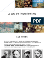 Impresionismo y Post Impresionismo