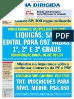 #Folha Dirigida - São Paulo - Edição 1.662 - 31 a 6 de Abril de 2018