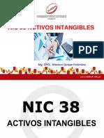 Nic 38 Activos Intangibles