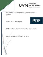 Manual Metrologia - Copia