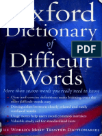 The Oxford Dictionary of Difficult Words - Facebook Com LinguaLIB