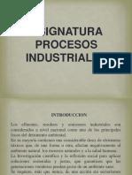 Clase 1 - Introduccion a La Ingenieria de Procesos Industriales (2)