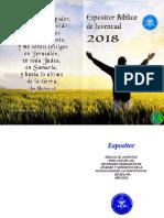 Expositor Juventud 2018