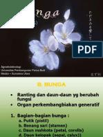 Materi Bunga