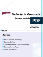 Concrete Defect