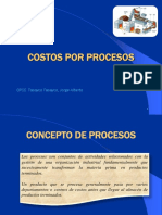 Costos en Proceso