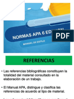 4. NORMAS APA Referencias