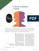 La Organización de Los Contenidos y La Relevancia Cultural_J_Torres_2014