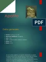 Apatito Mineral Final