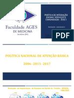 Teorização IESC I - Caso III 2018.1