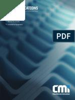 CMI Civil Brochure 2015