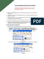 Manual de Actualización Para Smartphone ZTE a Través de Tarjeta SD