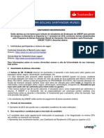 Edital Mundi Santander