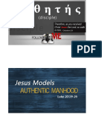 Disciple_56_Jesus Models Authentic Manhood