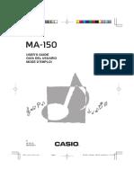 Casio MA150 Es