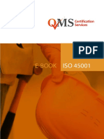 eBook ISO 45001