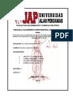 monografia convencion colectiva