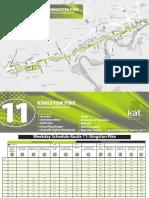 Aaa KAT Route11 Kingston Pike West Town Mall Walmart