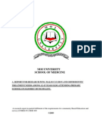 Malocclusion and Orthodontic Eldoret 2009