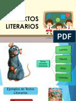 TEXTOS Literarios 11