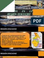 Minería en La Región Ayacucho (1)