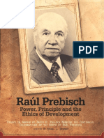 Prebisch. Power, Principle and the Ethics of Development