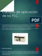 Campos de Aplicación de Los PLC