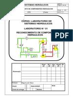 Lab 1 Reconocimiento de Componentes Hidraulicos