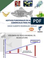 Aditivos Funcionales en Alimentos Comerciales Para Peces Monteria 02112017
