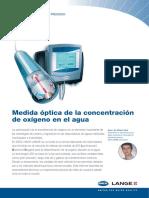 Tecnologia Optica LDO Para Medicion de OD
