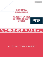 Isuzu 6BG1T 4BG1T Workshop manual.pdf