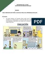 Universidad Del Tolima Taller 1 Evaluacion