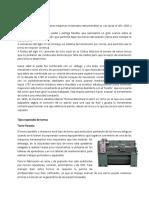 Reseña Histórica Del Torno (1)