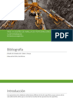 Fase III Diseño de Malla de Perforacion Subterranea