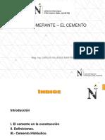 El Cemento - Aglomerante (1)
