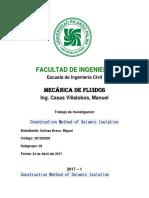 Construction Method of Seismic Isolation