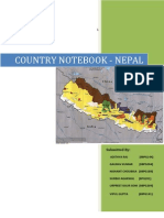 Marketing+ +COUNTRY+NOTEBOOK+,+NEPAL+and+Marketing+Plan