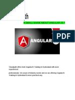 Angular Js 6