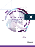ANTIMICROBIAL RESISTANCE WHO.pdf