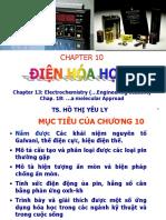 10. Chap. 10 -Cac Qua Trinh Dien Hoa