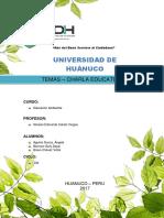 Informe EDUCACION AMBIENTAL (Autoguardado).Docx